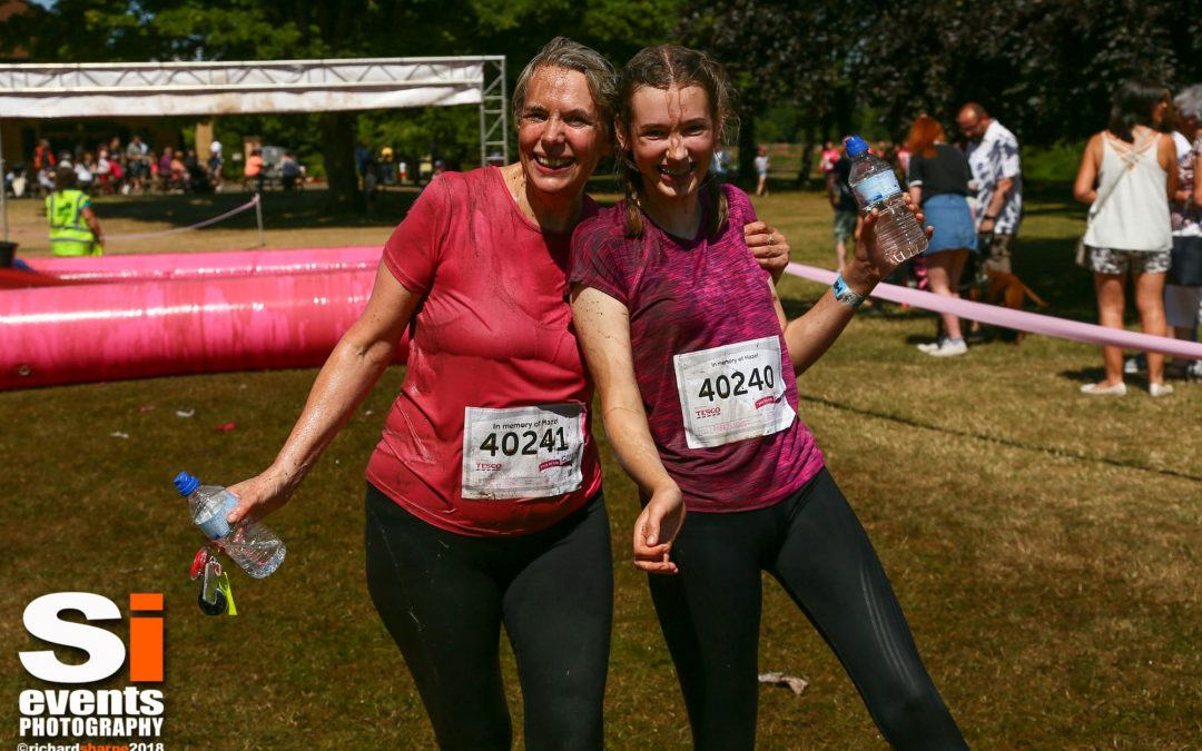 Cancer Research UK Chester Le Street Pretty Muddy
