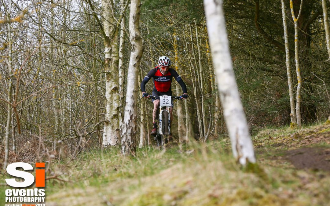 NE XC Mountain Bike Series Hetton 14th April 2018