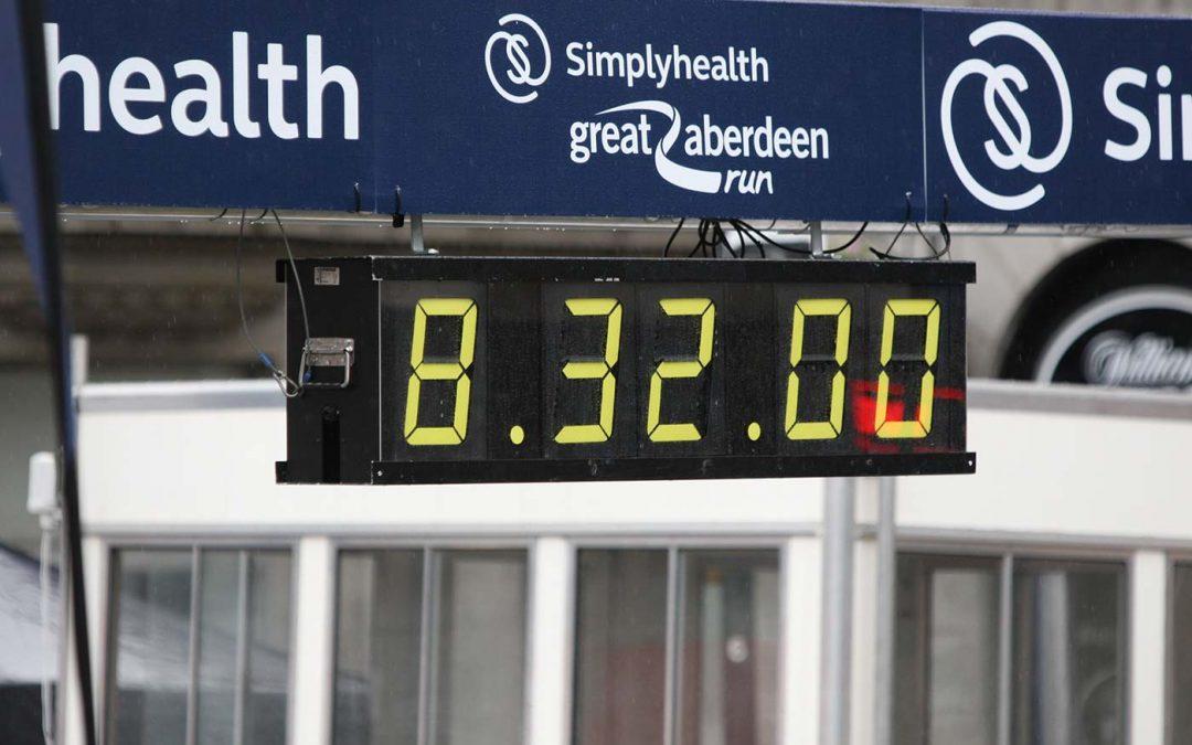 Simplyhealth Great Aberdeen Run 26th August 2018