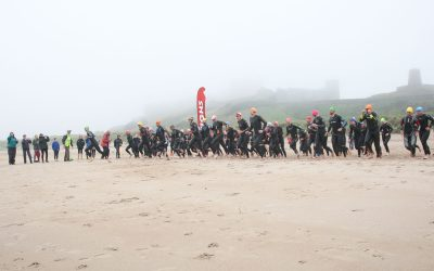 Castles Challenge Tri Bamburgh Castle 19th August 2018