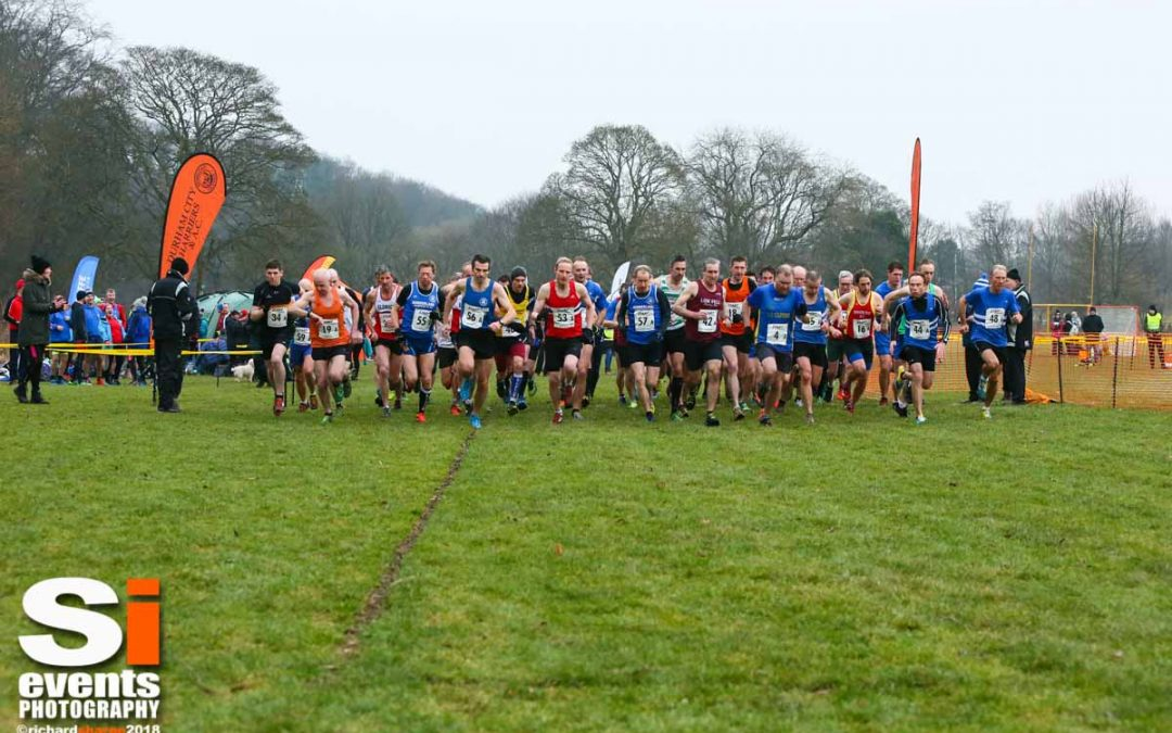 Durham City Harriers Cathedral Relays 14th January 2018
