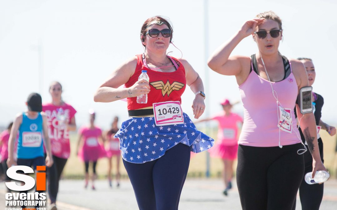 Cancer Research UK Hartlepool Race for Life 1st July 2018