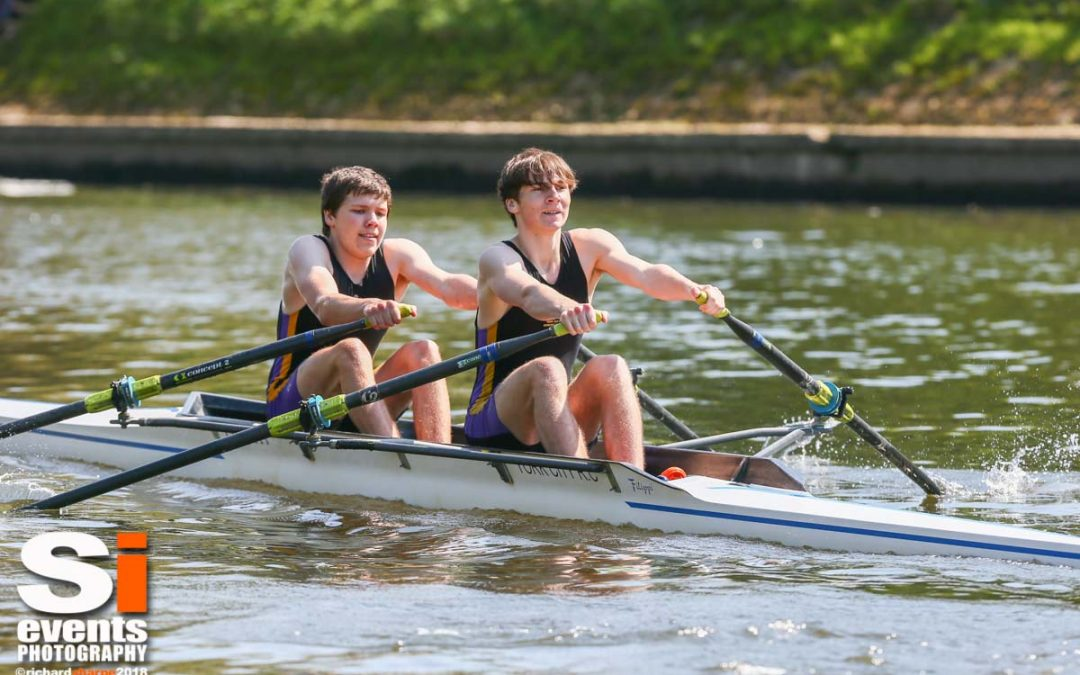 York City Rowing Club York City Spring Regatta 5th May 2018