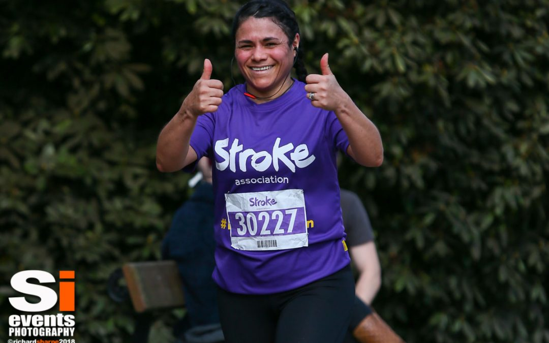 The Stroke Association Resolution Run Leeds Temple Newsam 25th March 2018