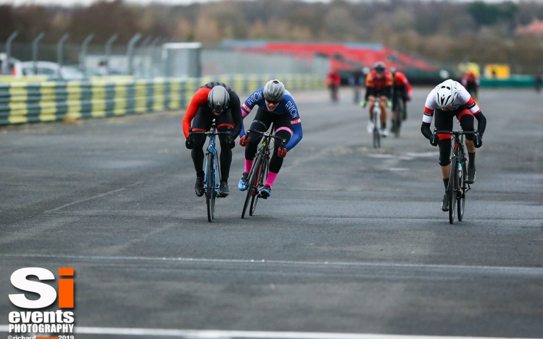 Velo29 Winter Series Round 1 Croft Race Circuit Saturday 12th January 2019