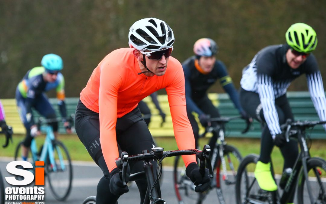 Velo29 Winter Series Round 2 Croft Race Circuit Saturday 19th January 2019