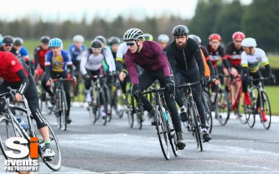 Velo29 Winter Series Round 3 Croft Race Circuit Saturday 26th January 2019