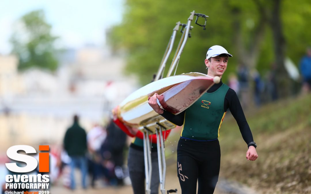 York City Rowing Club York City Spring Regatta Saturday 4th May 2019